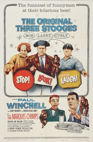 Stop! Look! and Laugh! - Movie Poster (thumbnail)