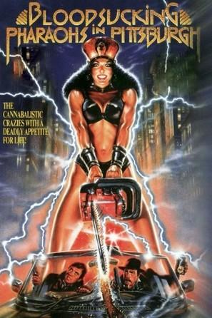 Bloodsucking Pharaohs in Pittsburgh - Movie Cover (thumbnail)