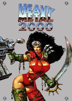 Heavy Metal 2000 - DVD cover (thumbnail)