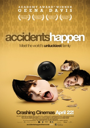 Accidents Happen - Australian Movie Poster (thumbnail)