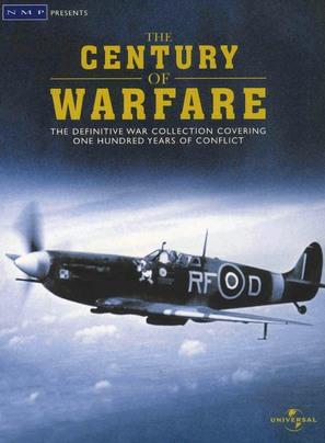"""The Century of Warfare"" - British Movie Cover (thumbnail)"