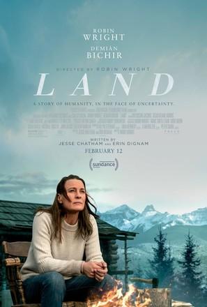 Land - Movie Poster (thumbnail)