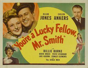 You're a Lucky Fellow, Mr. Smith - Movie Poster (thumbnail)