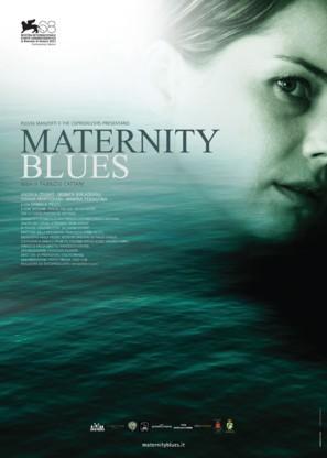 Maternity Blues - Italian Movie Poster (thumbnail)