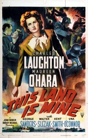 This Land Is Mine - Movie Poster (thumbnail)
