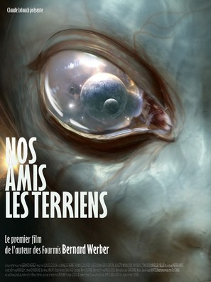 Nos amis les Terriens - French poster (thumbnail)