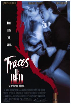 Traces of Red - Movie Poster (thumbnail)