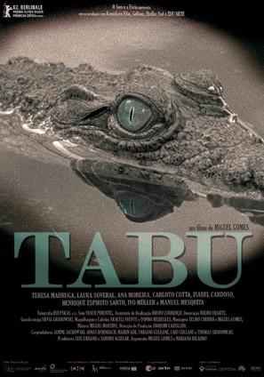 Tabu - Portuguese Movie Poster (thumbnail)