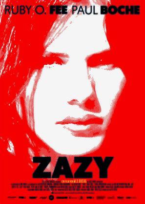 Zazy - German Movie Poster (thumbnail)