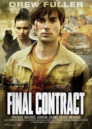 Final Contract: Death on Delivery - Movie Poster (thumbnail)