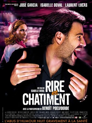 Rire et châtiment - French Movie Poster (thumbnail)