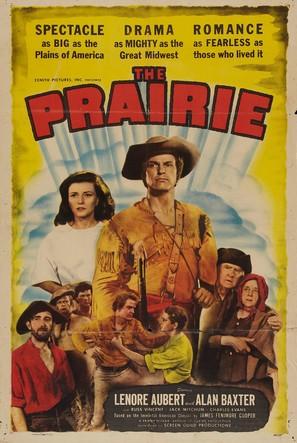 The Prairie - Movie Poster (thumbnail)