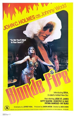 Blonde Fire - Movie Poster (thumbnail)