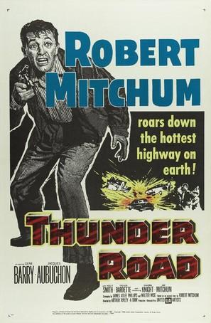 Thunder Road - Movie Poster (thumbnail)