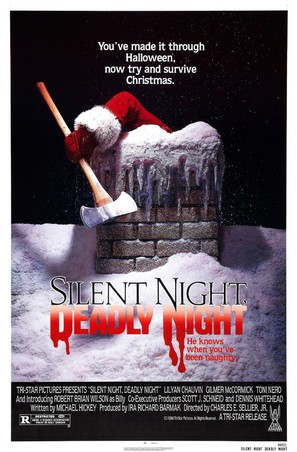 Silent Night, Deadly Night - Movie Poster (thumbnail)