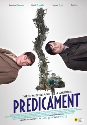 Predicament - New Zealand Movie Poster (thumbnail)