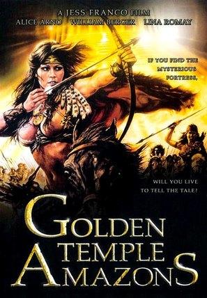 Les amazones du temple d'or
