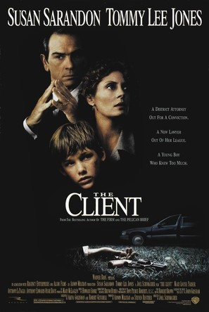 The Client - Movie Poster (thumbnail)