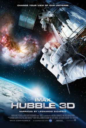 IMAX: Hubble 3D - Movie Poster (thumbnail)