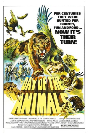 Day of the Animals - Movie Poster (thumbnail)
