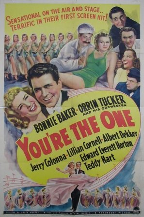 You're the One - Movie Poster (thumbnail)