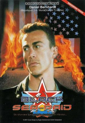 Black Sea Raid - Swiss DVD cover (thumbnail)