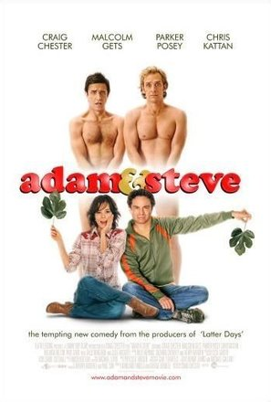 Adam & Steve - Movie Poster (thumbnail)