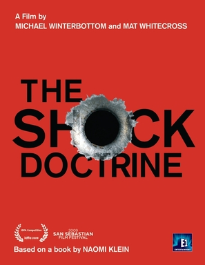 The Shock Doctrine - British Movie Poster (thumbnail)