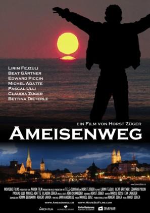 Ameisenweg - Swiss Movie Poster (thumbnail)