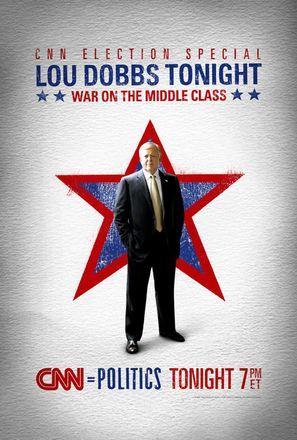 """""""Lou Dobbs Tonight"""" - Movie Poster (thumbnail)"""