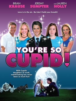 You're So Cupid! - British Movie Poster (thumbnail)