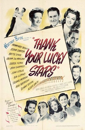 Thank Your Lucky Stars - Movie Poster (thumbnail)