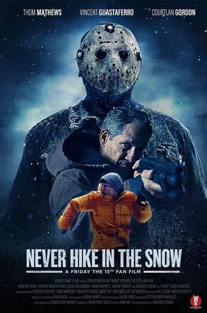 Never Hike in the Snow - Movie Poster (thumbnail)