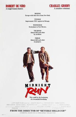 Midnight Run - Movie Poster (thumbnail)