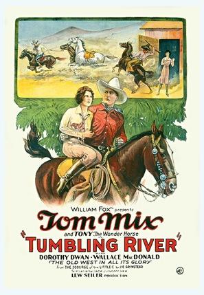 Tumbling River - Movie Poster (thumbnail)