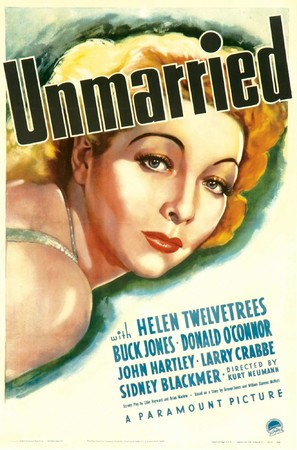 Unmarried - Movie Poster (thumbnail)