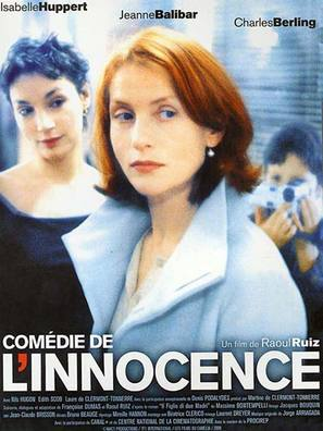 Comédie de l'innocence - French Movie Poster (thumbnail)