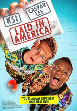 Laid in America - Movie Poster (thumbnail)