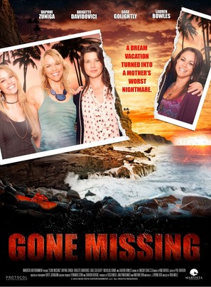 Gone Missing - Movie Poster (thumbnail)