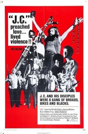 J.C. - Movie Poster (thumbnail)