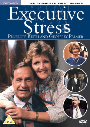 """Executive Stress"" - British DVD cover (thumbnail)"