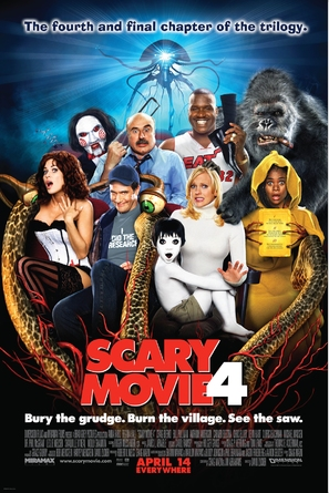 Scary Movie 4 - Movie Poster (thumbnail)
