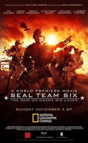 Seal Team Six: The Raid on Osama Bin Laden - Movie Poster (thumbnail)