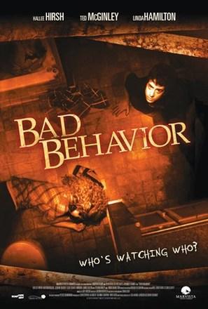 Bad Behavior - Movie Poster (thumbnail)