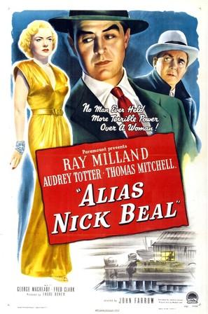 Alias Nick Beal - Movie Poster (thumbnail)