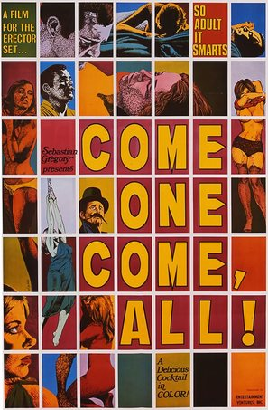 Come One, Come All - Movie Poster (thumbnail)