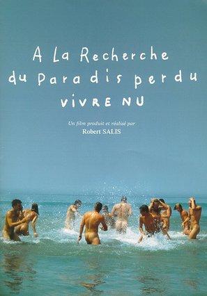 À la recherche du paradis perdu - French poster (thumbnail)