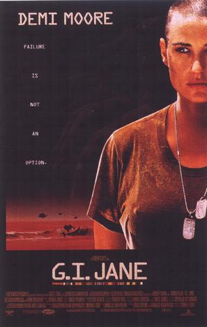 G.I. Jane - Movie Poster (thumbnail)