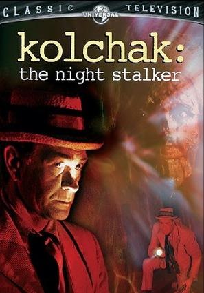 """""""Kolchak: The Night Stalker"""" - Movie Cover (thumbnail)"""