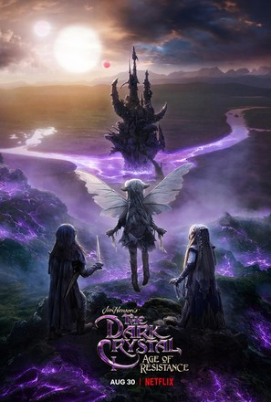 """The Dark Crystal: Age of Resistance"" - Movie Poster (thumbnail)"